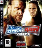 WWE SmackDown! vs. RAW 2009 /PS3