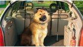 Hondenrek voor in de auto  2 STANGEN
