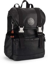 Kipling Experience S BP - Rugzak - met iPad vak - Black Dot Mix