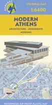 Anavasi Athens Cultural Map