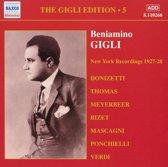 Gigli Edition Vol.5: The Camde