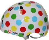 X Cool Rainbow fietshelm 48-54cm