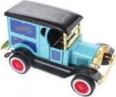 Toi-toys Schaalmodel Classic Cars Die-cast Lichtblauw 12 Cm