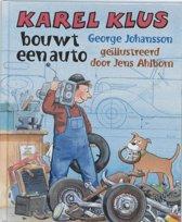 Karel Klus bouwt een auto