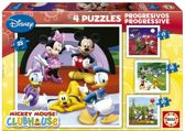 Educa Mickey Mouse - 12/16/20/25 stukjes