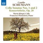 Camillo Schumann: Cello Sonatas