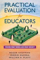 Practical Evaluation for Educators