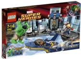 LEGO Hulk's Helitransport - 6868