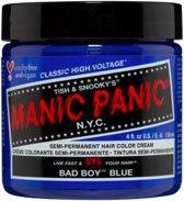 Manic Panic Classic Bad Boy Blue - Haarverf