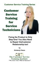 Customer Service Training for Service Technicians
