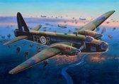 Revell Surf category Vickers Wellington Mk.II 1:72 Montagekit Vliegtuig met vaste vleugels
