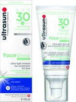 Ultrasun Face Mineral SPF30 - 40 ml