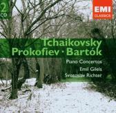 Tchaikovsky Piano Concertos