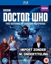Doctor Who - The Return of Doctor Mysterio  [Blu-ray] [2016]