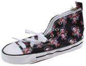 Gosh! Designs Etui Betty Boop Sneaker 24 Cm Zwart/wit
