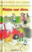 leesboek Klussen voor dieren serie Een school vol dieren