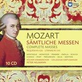 Mozart Samtliche Messen / Com