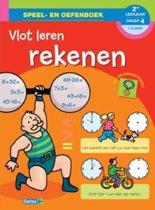 Speel- en oefenboek met beloningsstickers - Vlot leren rekenen - Speel- en oefenboek met beloningsst. (7-8 j.)
