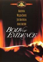 DVD cover van Body Of Evidence