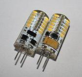 Ledlamp G4  12v  AC/DC  4W Dimbaar
