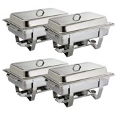 Olympia chafing dish set