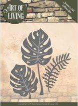 Dies - Jeanine's Art - Art of Living - Leaves