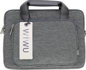 WiWu - 15.4 inch Laptoptas (lengte laptop tot 36,5 cm) - Gent Carrying Case Grijs