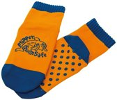 Aquasokken Flipper Swimsafe oranje blauw maat 23 26