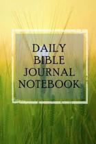 Daily Bible Journal Notebook
