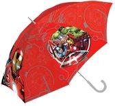 Marvel Avengers Paraplu 74 Cm Rood
