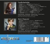 Coffret 2 Cd (Camille Bertholl