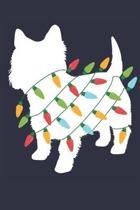 West Highland Terrier Notebook - Christmas Gift for West Highland Terrier Lovers - West Highland Terrier Journal