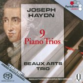 Haydn: 9 Klaviertrios