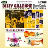 All Star Sessions - Three Classic Albums Plus (Wit