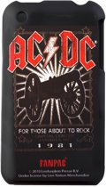 Gaming Toys | Phone Covers - Acdc - I-Phone Cover 3g/3gs