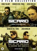 Sicario 1 + 2 (2 movie DVD Boxset)