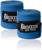 Boxing Hand Wraps-blue