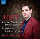 Liszt: Études D'exécution Transcendante/La Leggierezza/Rigoletto