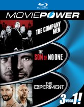 Moviepower Box 6 Actiethriller Blu ray
