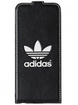adidas Originals Basics Flip Case Zwart iPhone SE / 5s / 5 hoesje