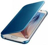 Clear View Cover Galaxy S6 Edge – Groen