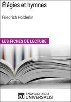 Élégies et hymnes de Friedrich Hölderlin