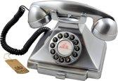 GPO 1929SPUSHCHR Telefoon klassiek bakeliet jaren '20 ontwerp