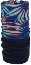 Sinner Bandana Ice Flowers Blauw