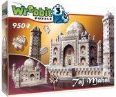 Taj Mahal - 3D puzzel - 950 Stukjes