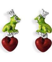 Heartbreaker Silver Earstud Froggy LD FG 23 GR