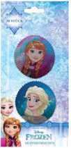 Disney Frozen Snowflakes cupcake vormpjes 30 st.
