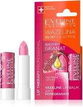 Eveline Cosmetics Lip Therapy Vaseline Lip Balm Juicy Pomegranate