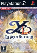 Ys, The Ark of Napishtim  PS2  (Import)