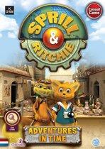 Sprill & Ritchie: Adventures In Time - Windows